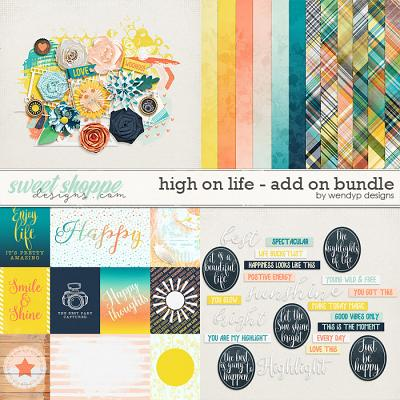 High on life - Add ons Bundle by WendyP Designs