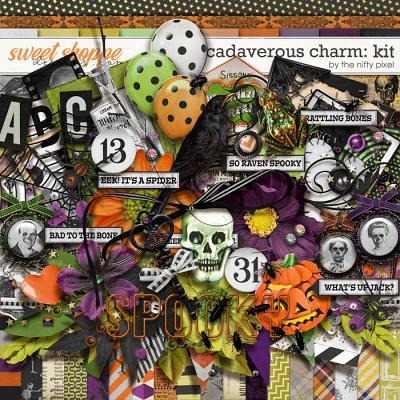 CADAVEROUS CHARM | KIT by The Nifty Pixel