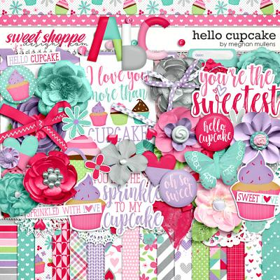 Hello Cupcake by Meghan Mullens