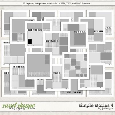 Simple Stories 4 by LJS Designs