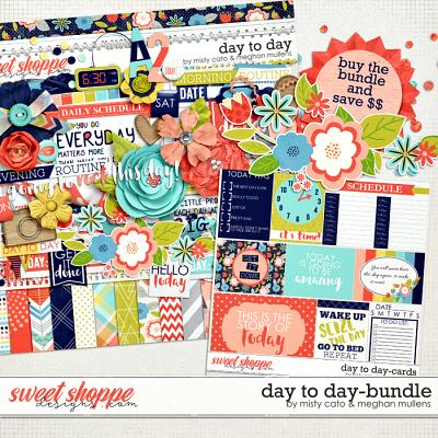 Day to Day Bundle by Meghan Mullens and Misty Cato