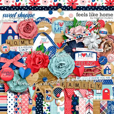Feels Like Home-Kit by Meghan Mullens