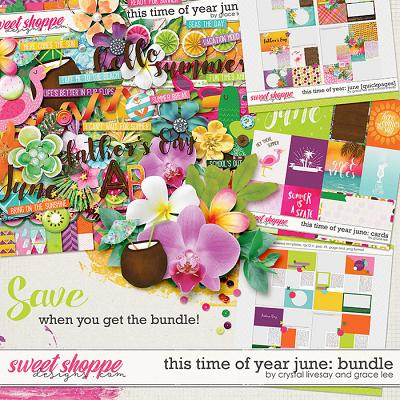 This Time of Year June: Bundle by Grace Lee and Crystal Livesay