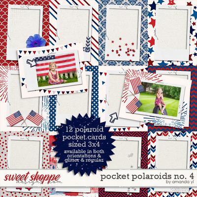 Pocket Polaroids No.4 by Amanda Yi