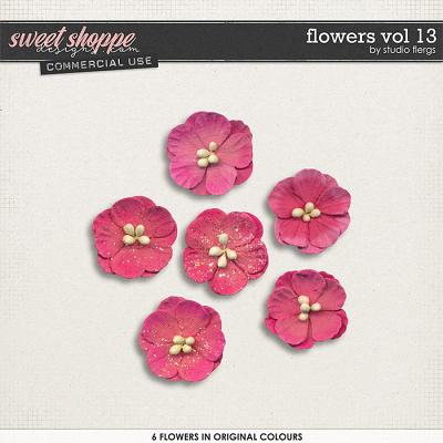 Flowers VOL 13 by Studio Flergs