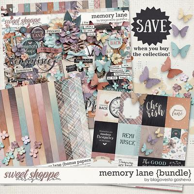 Memory lane {bundle} by Blagovesta Gosheva