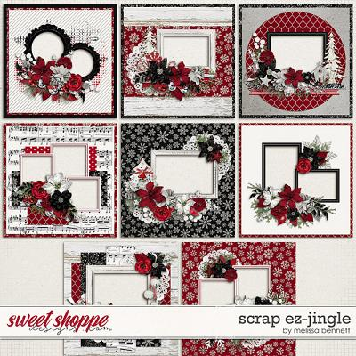Scrap EZ-Jingle by Melissa Bennett