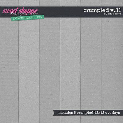 Crumpled v.31 by Erica Zane