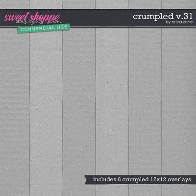 Crumpled v.31 by Erica Zane