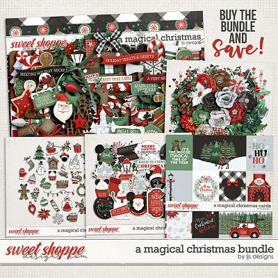 A Magical Christmas Bundle by LJS Designs