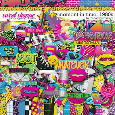 Moment in Time: 1980s by Meagan's Creations