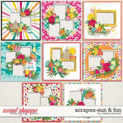 Scrap EZ-Sun & Fun by Melissa Bennett