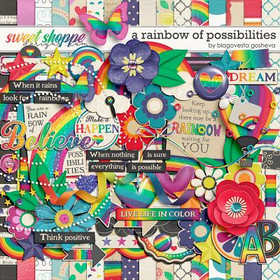 A Rainbow of Possibilities by Blagovesta Gosheva