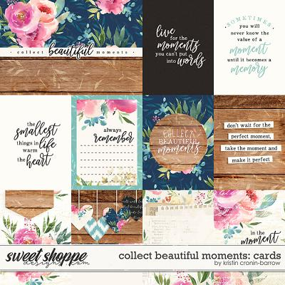Collect Beautiful Moments: Cards by Kristin Cronin-Barrow