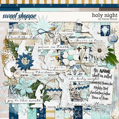 Holy Night by Tracie Stroud