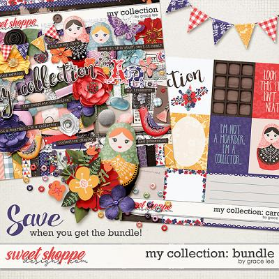My Collection: Bundle by Grace Lee