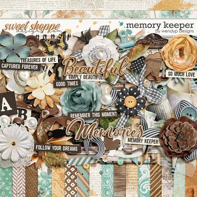 Memory Keeper by WendyP Designs
