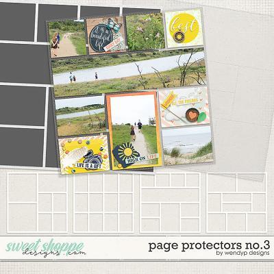 Page protectors no.3 by WendyP Designs