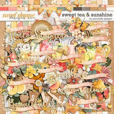 Sweet Tea & Sunshine by Ponytails