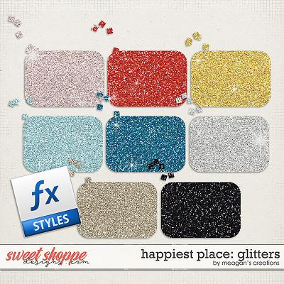 Happiest Place: Glitters by Meagan's Creations