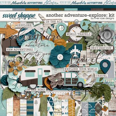 Another Adventure - Explore: Kit by River Rose Designs