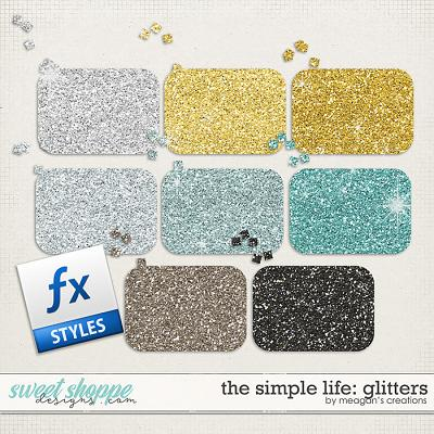 The Simple Life: Glitters by Meagan's Creations
