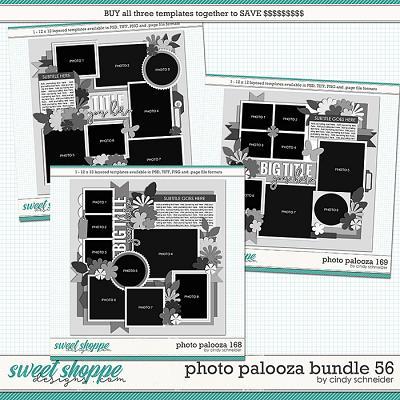 Cindy's Layered Templates - Photo Palooza Bundle 56 by Cindy Schneider