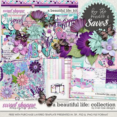 A Beautiful Life: Collection + FWP by River Rose Designs