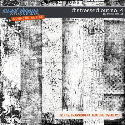 CU Distressed Out no. 4 by Tracie Stroud