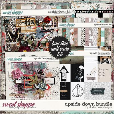 Upside Down Bundle by Studio Basic