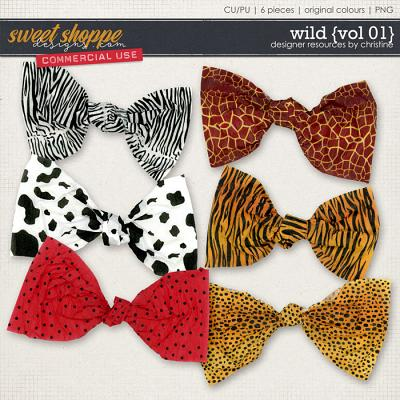 Wild {Vol 01} by Christine Mortimer