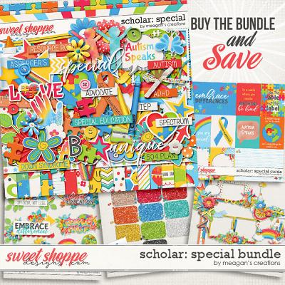 Scholar: Special Collection Bundle by Meagan's Creations
