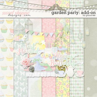 Garden Party: Add-On by Grace Lee