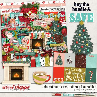 Chestnuts Roasting Bundle by Kelly Bangs Creative