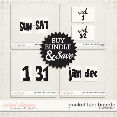 Pocket Life: Bundle by Amanda Yi