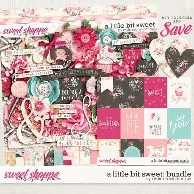 A little bit Sweet: Bundle by Kristin Cronin-Barrow