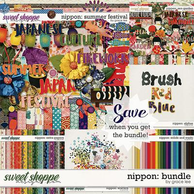 Nippon: Bundle by Grace Lee