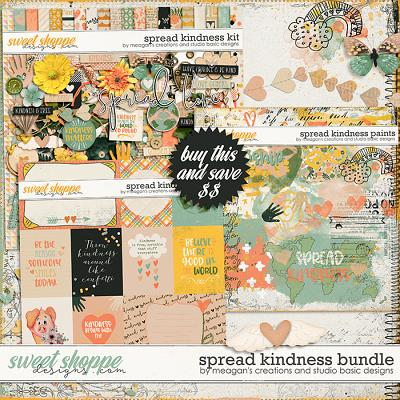 Spread Kindness Bundle by Meagan's Creations and Studio Basic Designs