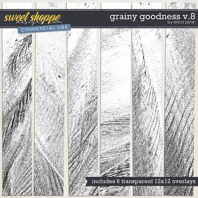 Grainy Goodness v.8 by Erica Zane