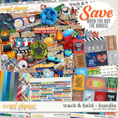 Track & trace - Bundle by WendyP Designs