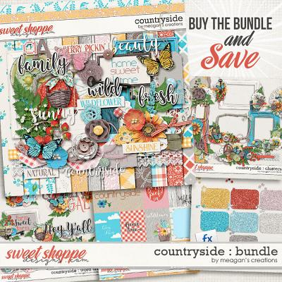 Countryside : Bundle by Meagan's Creations