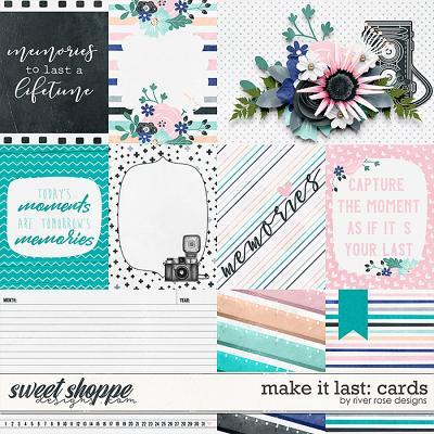Make it Last: Cards by River Rose Designs