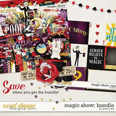 Magic Show: Bundle by Grace Lee