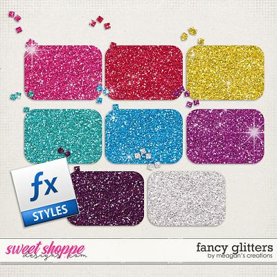 Fancy: Glitters by Meagan's Creations