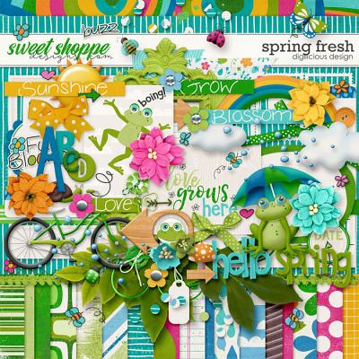 Spring Fresh by Digilicious Design