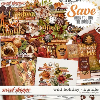 Wild Holiday - Bundle by WendyP Designs