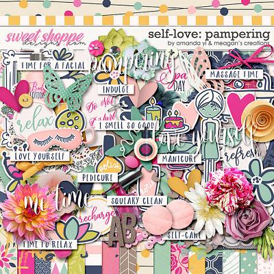 Self-Love: Pampering by Amanda Yi & Meagan's Creations