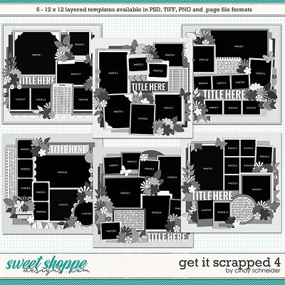 Cindy's Layered Templates - Get It Scrapped 4 by Cindy Schneider