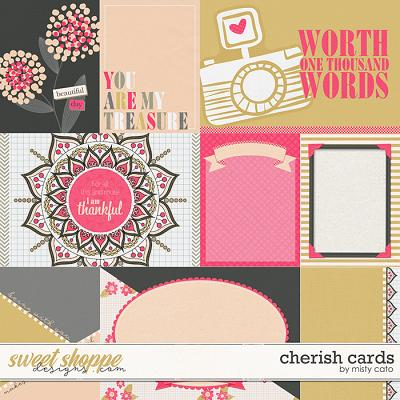 Cherish Cards by Misty Cato