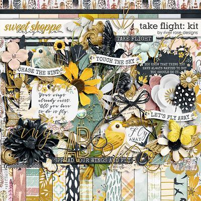Take Flight: Kit by River Rose Designs